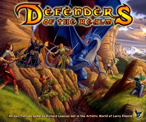 Defenders of the Realm boxart