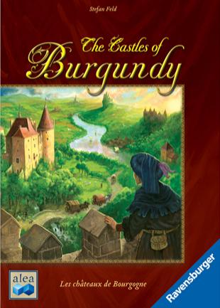 Castles of Burgundy boxart