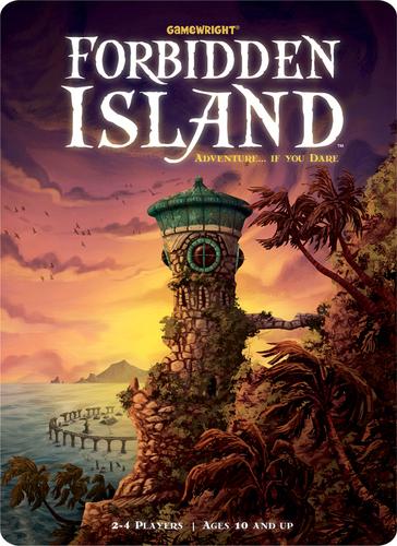 Forbidden Island boxart