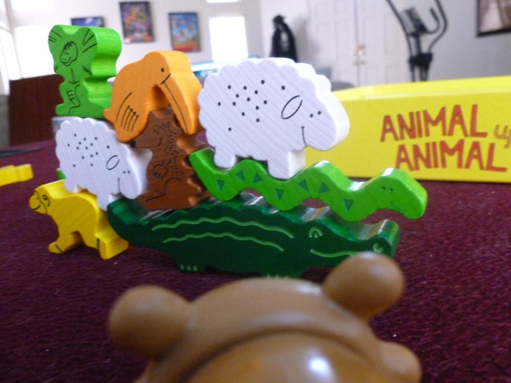 Balanced animals